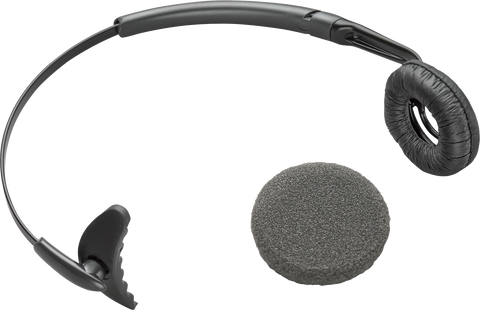 Plantronics CS50/CS55 Uniband Headband Replacement  66735-01 - Headset World USA - Your Headset Solutions