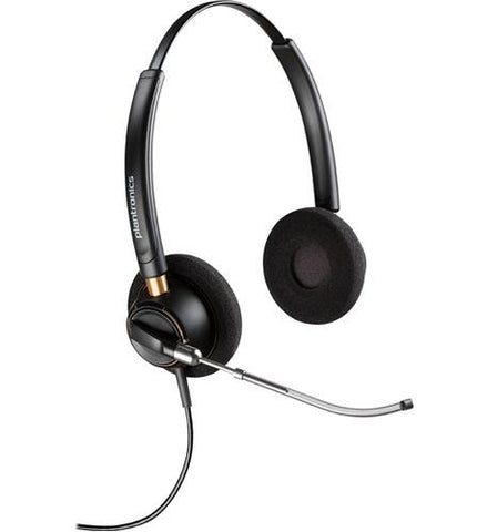 Plantronics EncorePro HW520V Voice Tube Headset 89436-01