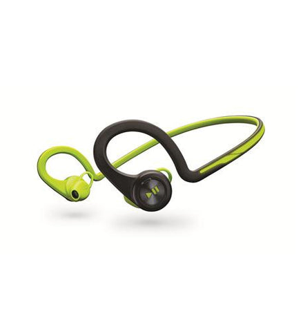 Plantronics Backbeat Fit Green Headphones 200460-01 - Headset World USA - Your Headset Solutions