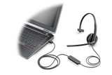 Plantronics Blackwire C310-M Monaural USB Headset 85618-101 - Headset World USA - Your Headset Solutions
