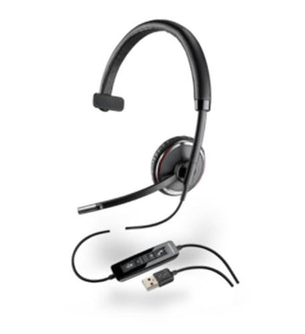 Plantronics Blackwire C510 Monaural USB Headset 88860-01 - Headset World USA - Your Headset Solutions