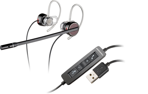 Plantronics Blackwire C435 USB Headset 85800-01 - Headset World USA - Your Headset Solutions