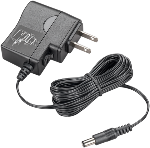 Plantronics Calisto Series AC Adapter 84104-01 - Headset World USA - Your Headset Solutions