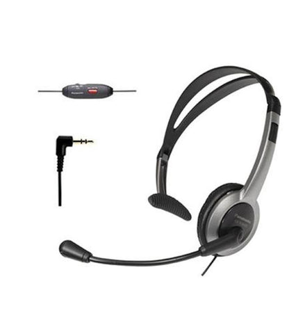 Panasonic KX-TCA430 Foldable Headset - Headset World USA - Your Headset Solutions