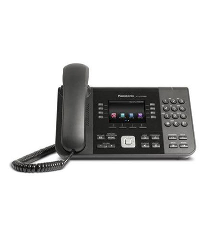 Panasonic KX-UTG200B HD Voice and Full Duplex Speaker SIP Phone - Headset World USA - Your Headset Solutions