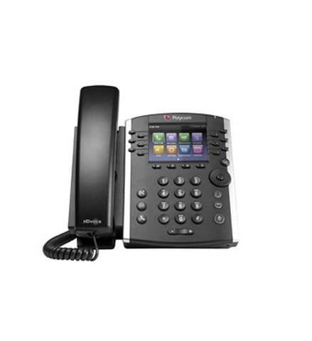 Polycom VVX 400IP Business Telephone