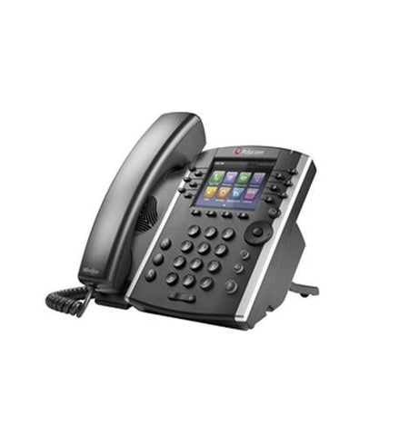 Polycom VVX400IP Business Telephone