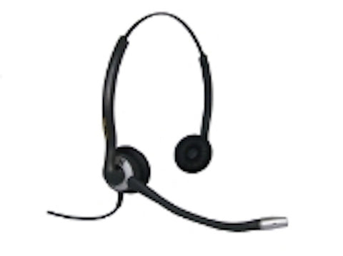 SC Classic Dual Binaural Headset with Direct Connect Cord