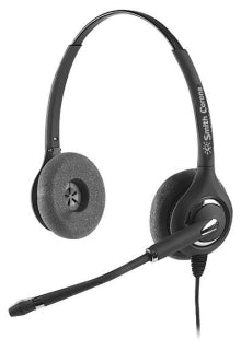 Smith Corona Ultra Pro Binaural USB Headset P14896