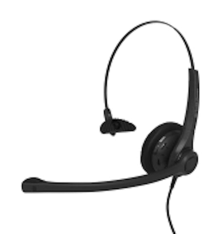 Smith Corona Voicelync Monaural USB Headset, no QD P14388