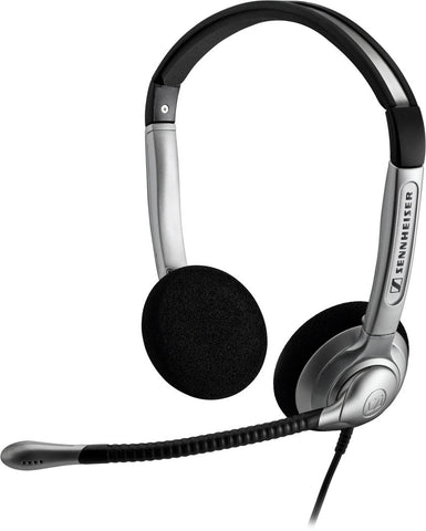 Sennheiser SH350 Binaural Call Center Headset 5356