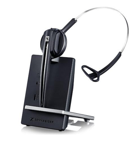 Sennheiser D10 Wireless Convertible Headset 506410