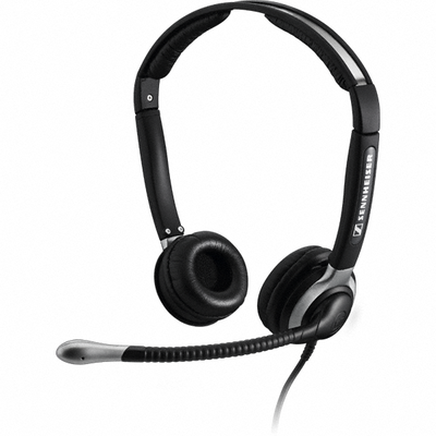 Sennheiser CC520 Binaural Call Center Headset 5358