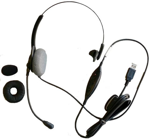 Starkey T5300 Ultimate USB Monaural Headset - S129