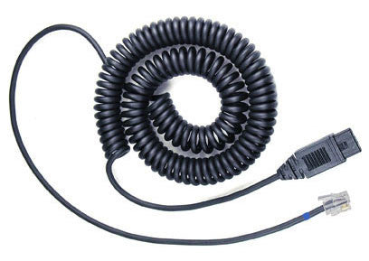VXI 1029P Cord for P Series Headsets on Plantronics Amps 201492