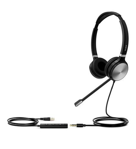 Yealink UH36 DUO UC USB Headset