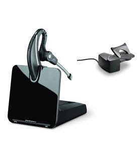 Plantronics CS530 Wireless Headset w/Handset Lifter 86305-11 - Headset World USA - Your Headset Solutions