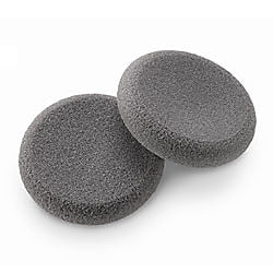 Gray Foam Ear Pads For Office Style Headsets