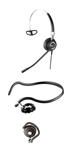 Jabra Biz 2400 Mono IP 3-in-1 2486-820-105 - DISCONTINUED - Headset World USA - Your Headset Solutions
