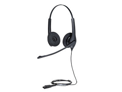 Jabra Biz 1500 Duo QD headset 1519-0157