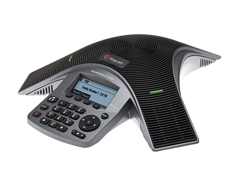 Polycom Soundstation IP 5000 Conference Phone - 2200-30900-025