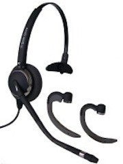 Smith Corona Ultra Convertible with Plantronics compatible QD and Cisco Bottom Cord