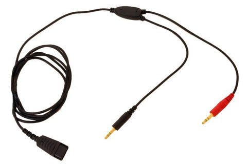 Starkey S135 Sound Card Multi Media Cable Flat QD