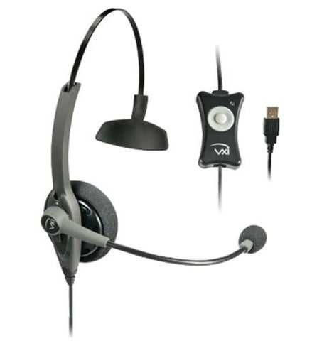 VXI TalkPro USB Monaural Headset 203008 - DISCONTINUED