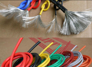 24 AWG SILICONE WIRE