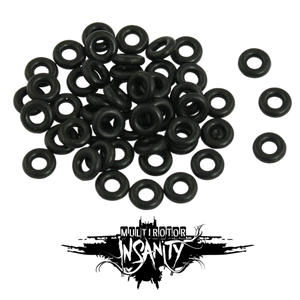 FC Soft Mounts M3 O-Rings 10pk