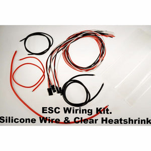 Silicone Cable & Heat Shrink Kit