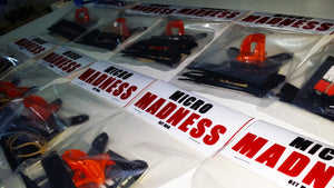 MICRO MADNESS MAD82 BRUSHLESS MICRO FRAME