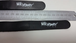 MR Insanity Battery & Camera Straps (SMALL) 2pk