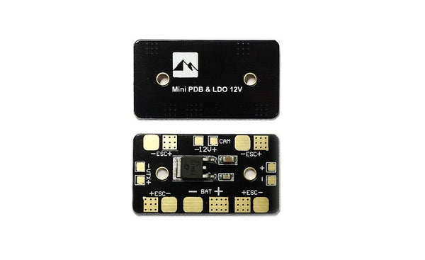 Matek Mini PDB & Linear Regulator 12V