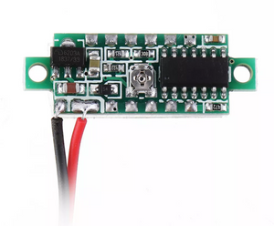 2.5V-30V Mini Digital Volt Meter