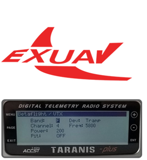 EXUAV VTX PRO 5.8G 48CH PIT/25mW Switchable