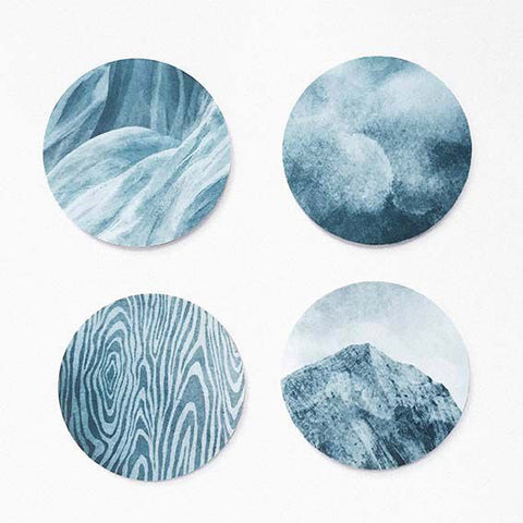 Nature Coaster Set