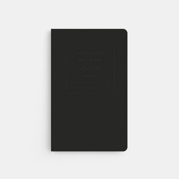Black Dot Journal - Juniper & Scout