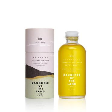 Balancing Face + Body Oil - Juniper & Scout