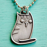 Cat Necklace - Juniper & Scout