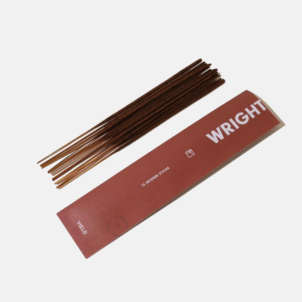 Wright Incense - Juniper & Scout