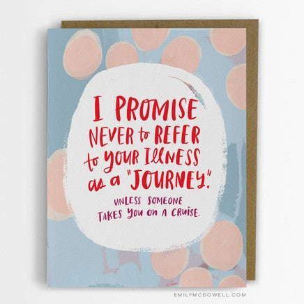 Journey Empathy Card - Juniper & Scout