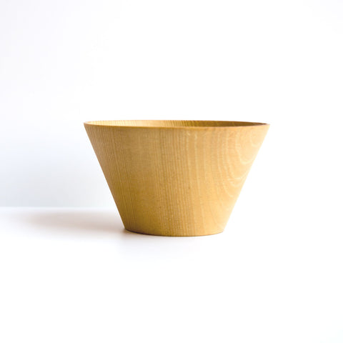 Small Natural Walnut Bowl