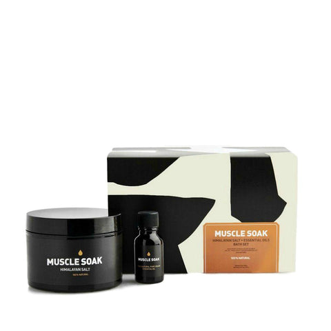 Muscle Soak Bath Set