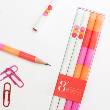 Confetti Pencil Set