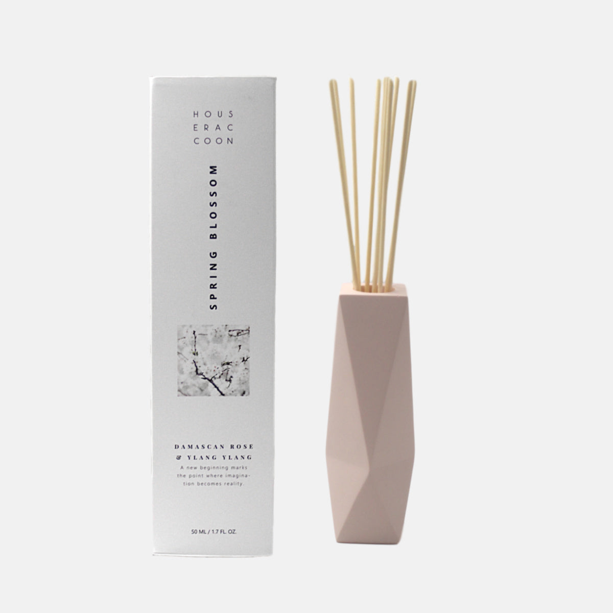 Spring Blossom Special Edition Diffuser-Pink - Juniper & Scout