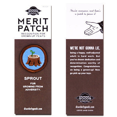 Sprout Merit Patch