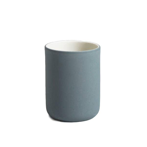 Teal Ceramic Cup - Juniper & Scout