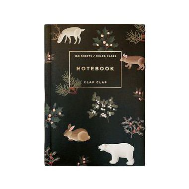 Winter Wildlife Notebook