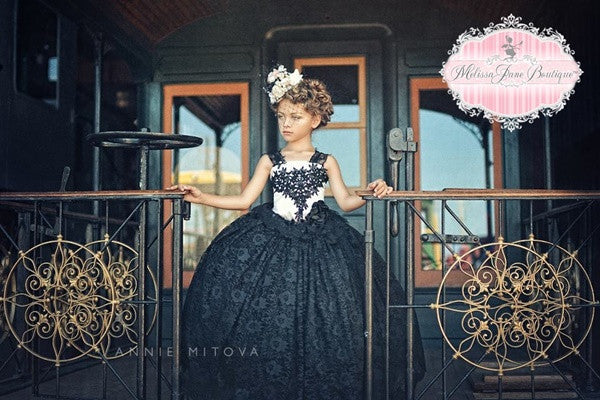 Black Swan Tutu Skirt With Option Of Matching Top